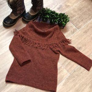 Marisa Christiana Cowl Sweater